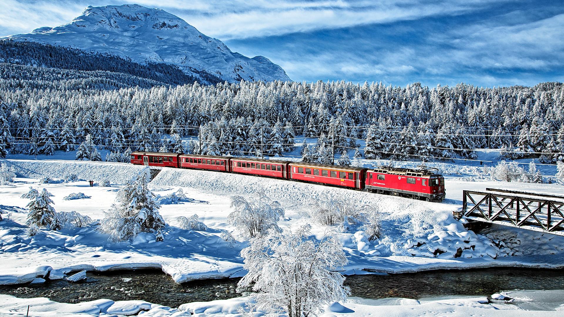 Bernina Express and Swiss Alps - Full Day Trip - Zani Viaggi